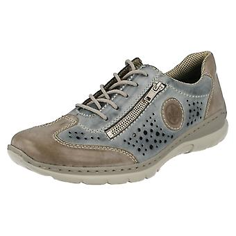 Mesdames Rieker Casual Trainer chaussure L3215