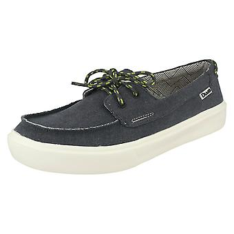 Mens Hey Dude Lace Up Boat Shoes Kola