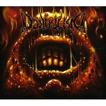 Disfigured - Blistering of the Mouth [CD] USA import