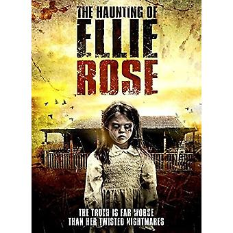 Inquietantes de importación USA Ellie Rose [DVD]
