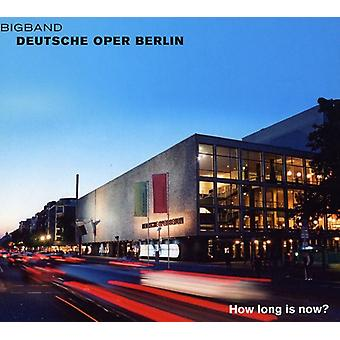Bigband Deutsche Ope - How Long Is Now [CD] USA import