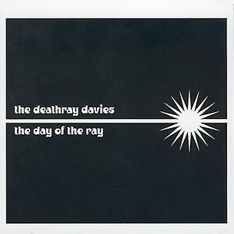 Deathray Davies - Day of the Ray [CD] USA import