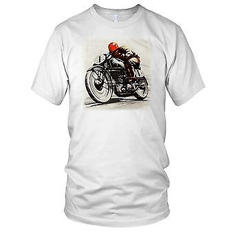 Klassieke Retro Biker Design dames T Shirt