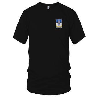 US Army - 320th kavalleriregementet broderad Patch - Mens T Shirt