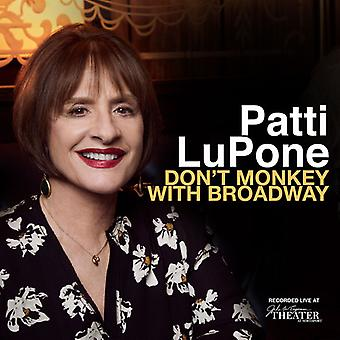 LuPone * Patti - aap niet met Broadway [CD] USA import