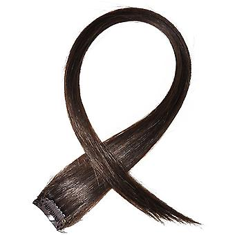#4 Dark Brunette - Clip-in Hair Streaks