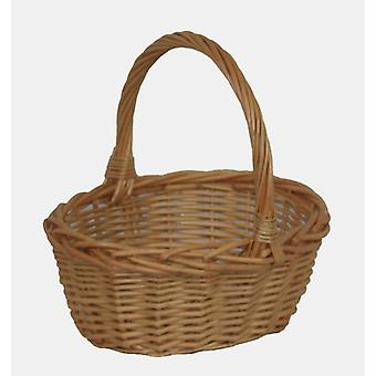 Handle Basket Mini ovale Shopper