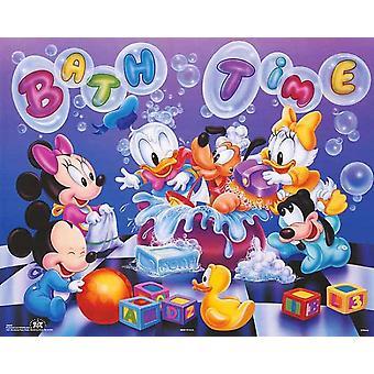 Disney babyer bad gang Poster trykk av Walt Disney (20 x 16)