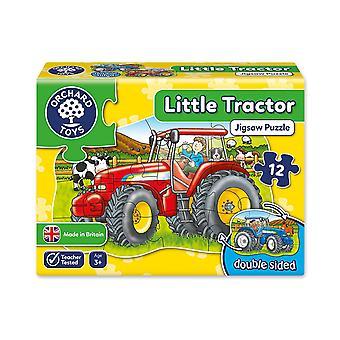Orchard liten traktor