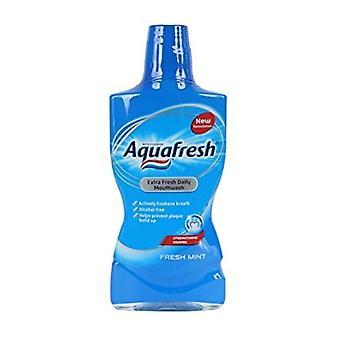 Aquafresh Extra verse dagelijkse mondwater 500ml
