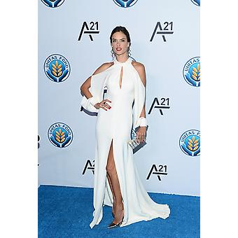 Alessandra Ambrosio At Arrivals For UnitaS First Annual Gala Against Human Trafficking Capitale New York Ny September 15 2015 Photo By Eli WinstonEverett Collection Celebrity