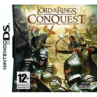 Lord Of The Rings Conquest (Nintendo DS) - Factory Sealed