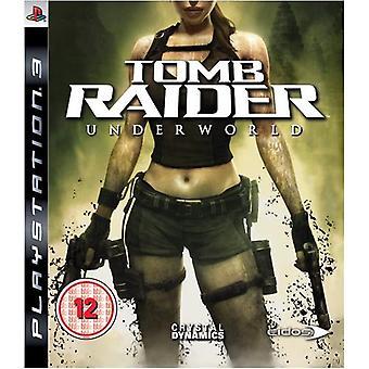 Tomb Raider Underworld (PS3) - New