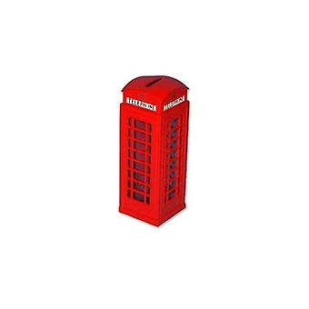 Union Jack Wear Telephone Box Money Box