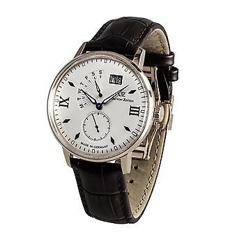 Carl of Zeyten men's watch wristwatch quartz smooth CVZ0059RWH