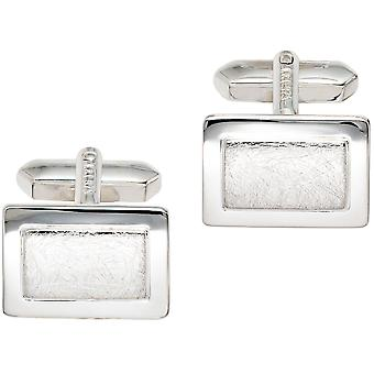 Cufflinks cuff link Silver 925 sterling silver part ice mat