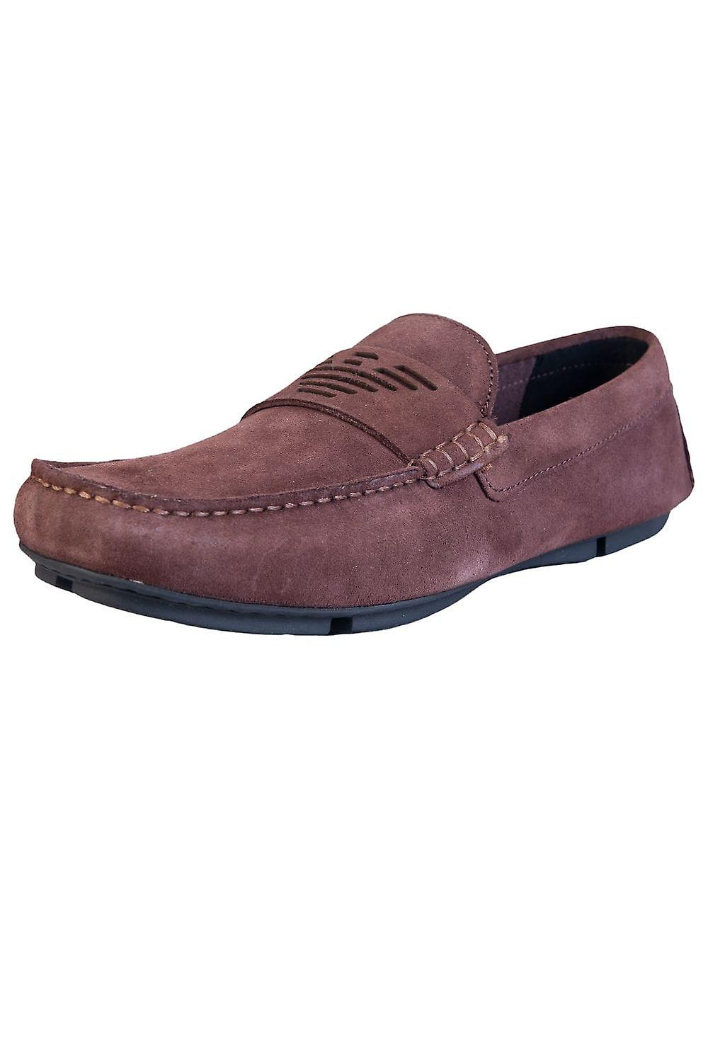 Hudson Loafers Shoes DICKSON SUEDE