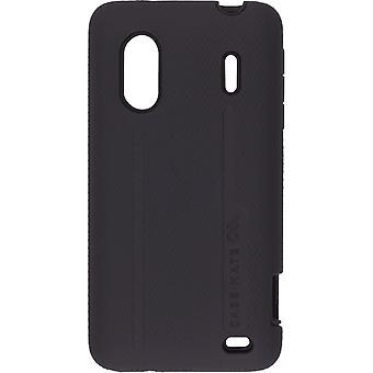 Case-Mate Tough Case for HTC HERO S / EVO Design 4G (Black/Black)