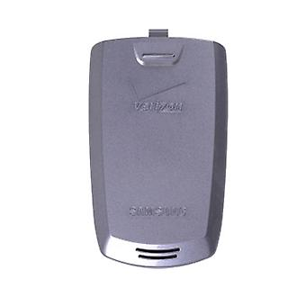 OEM Samsung U410 Standard Battery Door - Silver