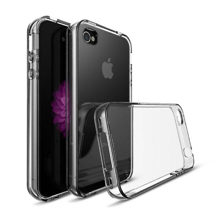 Stuff Certified® 10-Pack Transparent Clear Silicone Case Cover TPU Case iPhone 4S