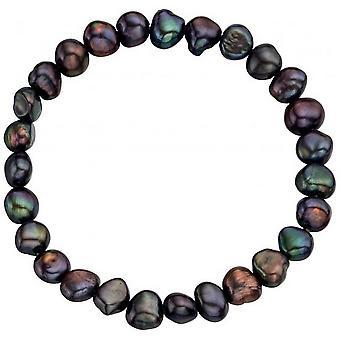 Inizii di perla d'acqua dolce coltivate Bracciale - Multi colore