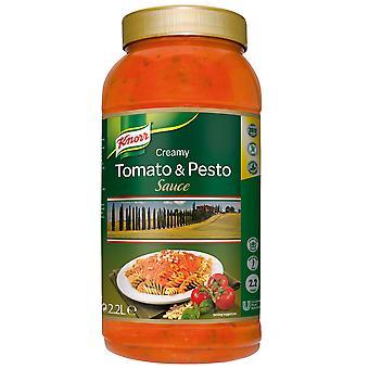 Knorr Professional Tomato & Pesto Sauce