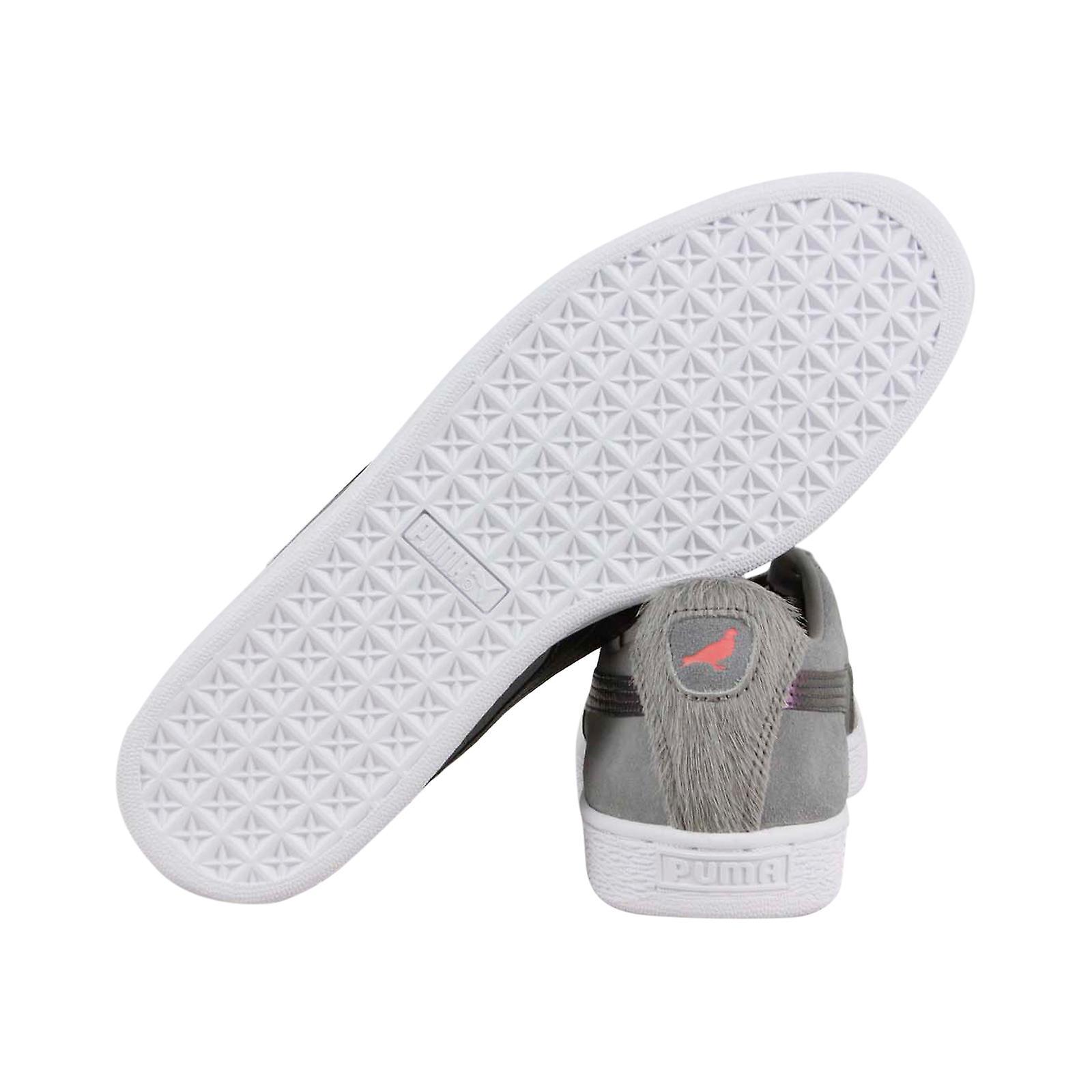 Puma Suede Classic X stift Pigeon menns grå lav topp joggesko sko