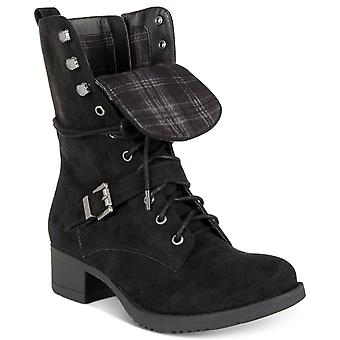 American Rag Womens Reighn Almond Toe Ankle Fashion Boots