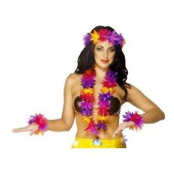 Hawaiian 4 teiliges Set.
