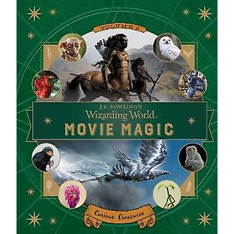 Wizarding العالم-فيلم ماجيك--مخلوقات جي رولينغ غريبة من ذاكرة الوصول العشوائي
