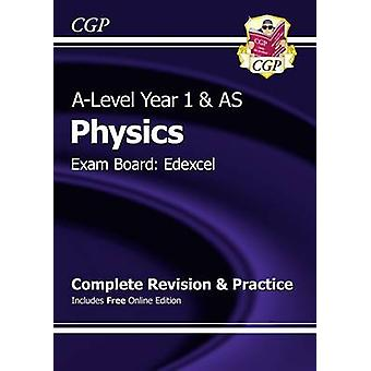 Nueva física de un nivel - Edexcel año 1 y como completa la revisión y práctica
