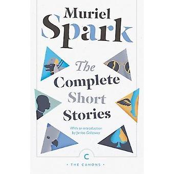 Die komplette Kurzgeschichten von Muriel Spark - 9781786890016 Buch