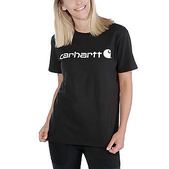 Carhartt Women's T-Shirt Workwear Logo