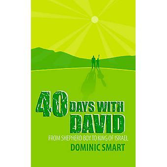 40 jours avec David par Dominic Smart - livre 9781845503703