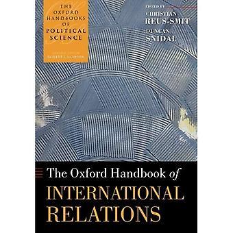 Il manuale di Oxford delle relazioni internazionali