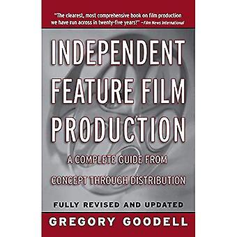 Production de longs métrages indépendants