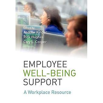 De steun van het welzijn van de werknemer: Een werkplek Resource