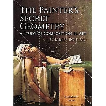 Geometria secreta do pintor: um estudo de composição em arte (Dover livros sobre arte)