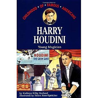 Harry Houdini, Boy Magician (Childhood of Famous Americans (Paperback))