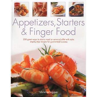 Voorgerechten Starters & fingerfood