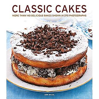 Klassiska kakor: mer än 140 Delicious bakar visas i 270 fotografier