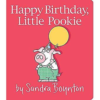 Joyeux anniversaire, Pookie Little (Little Pookie) [cartonné]