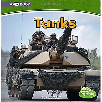Tanks: A 4D Book (Mighty Military Machines)