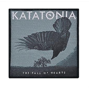 Katatonia Fall Of Hearts Woven Patch