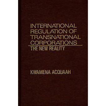 التنظيم الدولي للشركات عبر الوطنية واقع جديد قبل أكقواة & كوامينا
