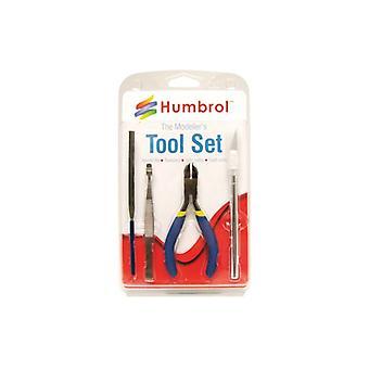 Humbrol Small Tool Set