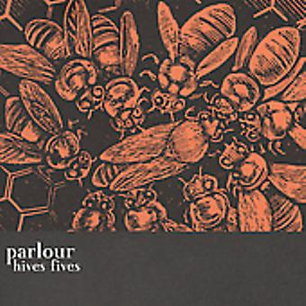 Parlour - ruches Fives importation USA [CD]