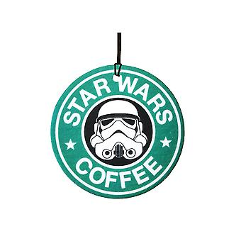 Star Wars Coffee Car Air Freshener