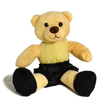 22cm Plush Bear w/ Shorts