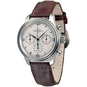Zeno-watch Herre ur NC retro chronograph 2020 9559TH-g2-N2